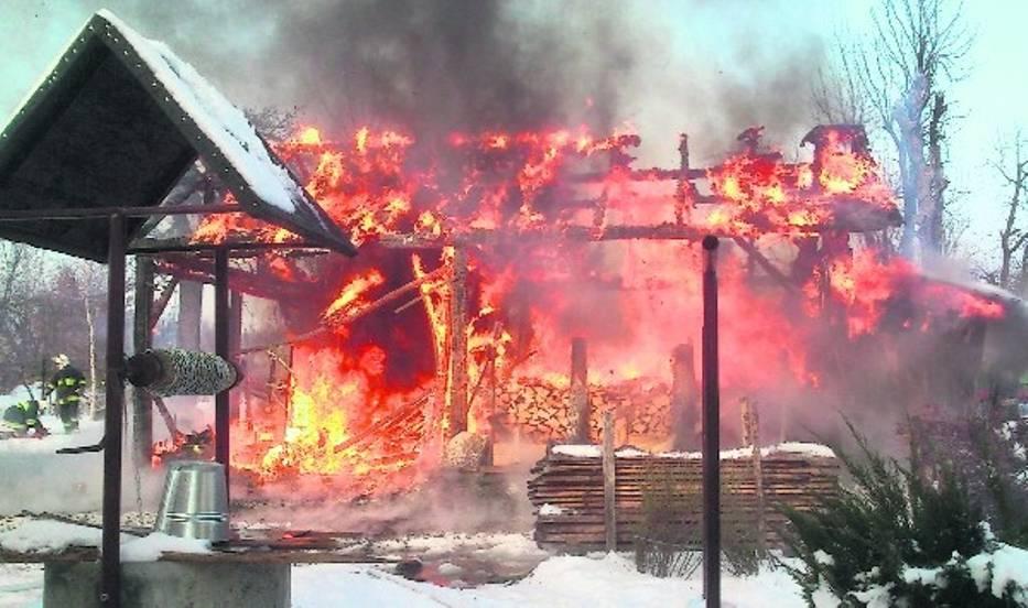 Уборка после пожара