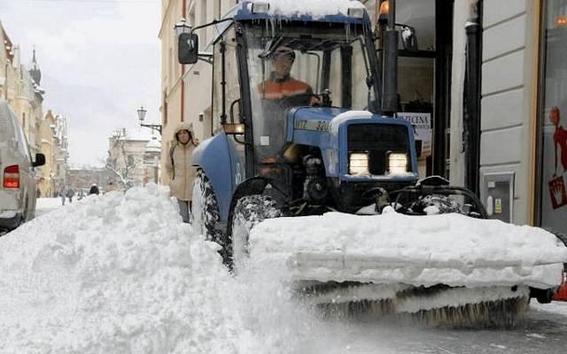 Вывоз и утилизация снега в г.Архангельск